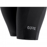 GORE® C5 GORE® WINDSTOPPER® Short Tights+ - Black