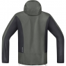 GORE® C5 GORE-TEX Active Trail Hooded Jacket - Castor Grey / Terra Grey