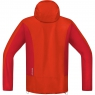 GORE® C5 GORE-TEX® Active Trail Hooded Jacket - Orange.com / Red