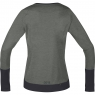 GORE® C5 Women Trail Long Sleeve Jersey - Castor Grey / Terra Grey