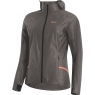 GORE® R7 Women GORE-TEX SHAKEDRY™ Hooded Jacket - Lava Grey