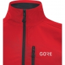 GORE® C3 GORE® WINDSTOPPER® Classic Jacket - Red / Black