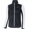 GORE® C3 GORE® WINDSTOPPER® Jacket - Black / White