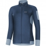 GORE® M Women Thermo Shirt - Deep Water Blue / Cloudy Blue