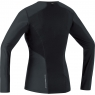 GORE® M Women GORE® WINDSTOPPER® Base Layer L/S Shirt - Black