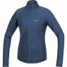 GORE® C3 Women Thermo Jersey - Deep Water Blue