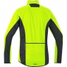 GORE® C3 GORE® WINDSTOPPER® Soft Shell Jacket - Neon Yellow / Black