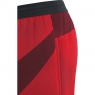 GORE® C5 GORE® WINDSTOPPER® Insulated Shorts - Red / Chestnut Red