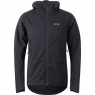 GORE® C3 GORE® THERMIUM™ Hooded Jacket - Black