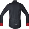 GORE® C5 Thermo Jersey - Black / Red
