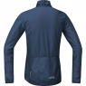 GORE® C5 Thermo Trail Jersey - Deep Water Blue / Black