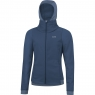 GORE® R3 Women GORE® WINDSTOPPER® Thermo Hoodie - Deep Water Blue