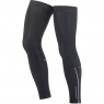 GORE® C3 GORE® WINDSTOPPER® Leg Warmers - Black