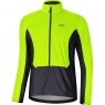 GORE® R3 GORE® WINDSTOPPER® Classic Jacket - Neon Yellow / Black