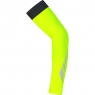 VISIBILITY THERMO Arm Warmers - Neon Yellow