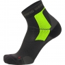 ESSENTIAL Tech Socks - Black / Graphite Grey