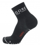 ROAD THERMO Socks Mid - Black / White