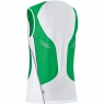 AIR TANK top - Fresh Green / White