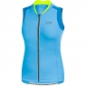 POWER 3.0 LADY SINGLET - Ice Blue / Waterfall Blue / Neon Yellow