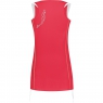 SUNLIGHT 3.0 LADY Singlet - Coral Red / White