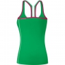 SUNLIGHT LADY TANK Top - Fresh Green / Jazzy Pink