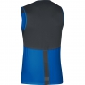 AIR Tank Top - Brilliant Blue / Black
