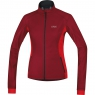 ALP-X SO LADY Jacket - Ruby Red / Red