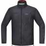 ESSENTIAL GT AS Jacket - Raven Brown / Red