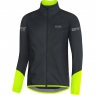 POWER GTX Jacket - Black / Neon Yellow
