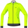 ELEMENT WS SO LADY Jacket - Neon Yellow / Black