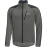 PHANTOM GWS Zip-Off Jacket - Castor Grey / Black
