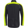 PHANTOM GWS Zip-Off Jacket - Black / Neon Yellow
