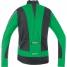 OXYGEN WS SO Jacket - Black / Fresh Green