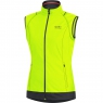 ELEMENT LADY WS AS ZO Jacket - Neon Yellow / Black