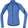 POWER 2.0 Thermo Lady Jersey - Blizzard Blue / Brilliant Blue