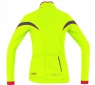 POWER 2.0 Thermo Lady Jersey - Neon Yellow / Rich Red