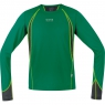 AIR 4.0 Shirt long - Varsity Green / Black