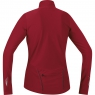 ELEMENT Thermo LADY Jersey - Ruby Red / Red