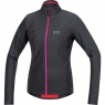 ELEMENT Thermo LADY Jersey - Black / Magenta