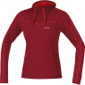 ESSENTIAL LADY Hoody - Ruby Red / Red