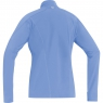 ESSENTIAL THERMO LADY Shirt - Vista Blue / Blizzard Blue