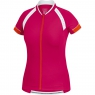 POWER 3.0 Lady Jersey - Jazzy Pink / Blaze Orange