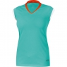 SUNLIGHT 4.0 LADY Shirt - Turquoise / White