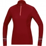 MYTHOS 2.0 THERMO LADY Shirt - Ruby Red