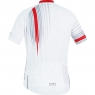 ELEMENT RAZOR Jersey - White / Red