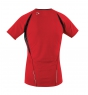 SUNLIGHT 2.0 LADY Shirt - Red / Black