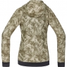 POWER TRAIL LADY PRINT WS SO Hoody - Camouflage
