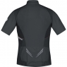 MAGNITUDE SO Zip Off Shirt - Black