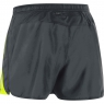 AIR 2.0 Shorts - Black / Neon Yellow