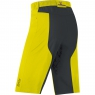 ALP-X Shorts+ - Sulphur Yellow / Black